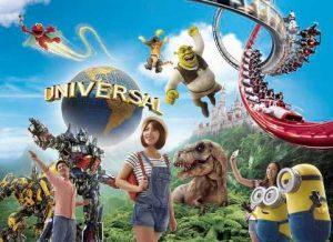 3D2N Universal Studio Singapore Fun-Filled