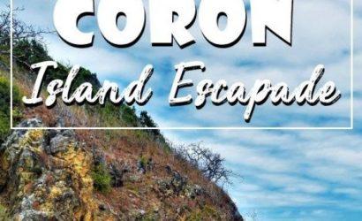 3D/2N CORON ISLAND ESCAPADE